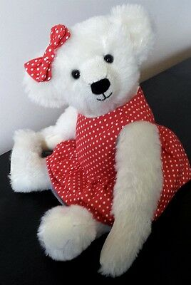33cm Collectable Artist Bear by Toni-Anne - Molly