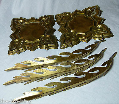 Decorative Ornamental Solid Brass Architectural Or Furniture Fittings