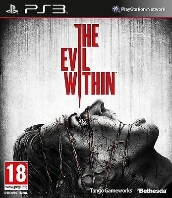 Sony Playstation PS3 - The Evil Within *NEW*