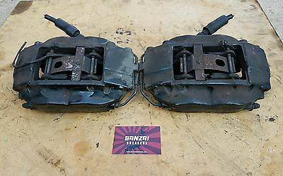 BMW 7 SERIES 735i E38 4 POT BREMBO FRONT BRAKE CALIPERS *KIT CAR*RALLY*RACE*