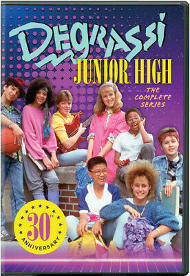 Degrassi Junior High Complete Series [New DVD] Boxed Set