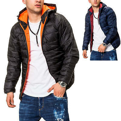 Jack & Jones Bomberjacke Steppjacke Übergangs & Winterjacke Herrenjacke Jacke