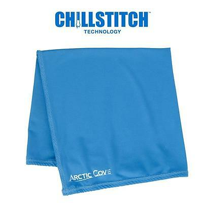 Arctic Cove 10 x 20 Chillstitch Multi-Wrap Towel Lot of (10) Cooling Towels