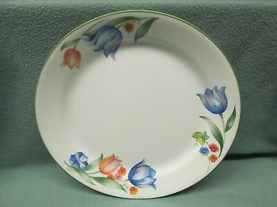"""Corelle Dinner Plate 10"""" Fresh Cut Dinnerware Collectible Corning Dish USA Party"""