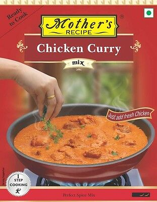 Mother's Recipe Chiken Curry - 80gm- Delicacy from Indian cuisine