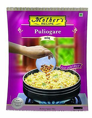 Mothers Recipe Puliogare Mix - 100gm- Delicacy from Indian cuisine