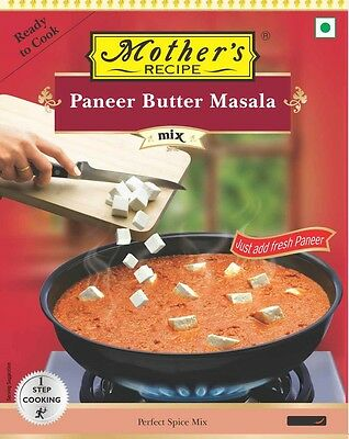Mothers Recipe Paneer Butter Masala - 75gm - Delicacy from Indian cuisine