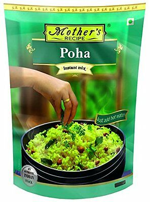 Mothers Recipe POHA MIX - 160gm - Delicacy from Indian cuisine