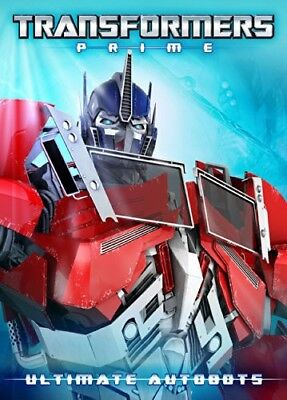 Transformers Prime: Ultimate Autobots [New DVD] Widescreen