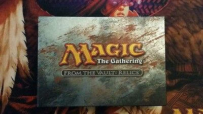 Magic the Gathering - From The Vault: Relics - New Sealed Product