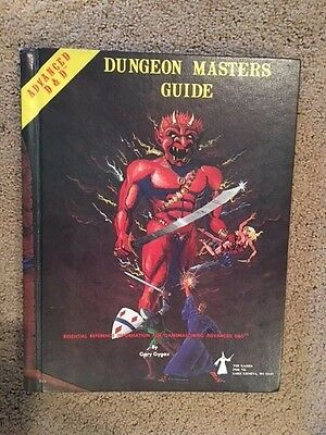 AD&D Dungeon Masters Guide  Revised Edition 1979