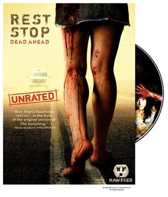 Rest Stop: Dead Ahead [New DVD] Unrated, Widescreen