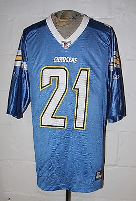 online retailer 2d175 473f9 NWT MENS SIZE Large NFL San Diego Chargers Ladainian ...