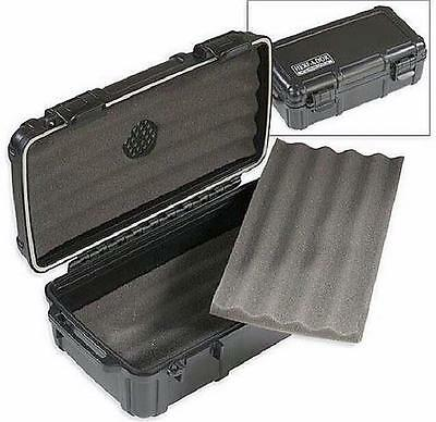 Herf A Dor X10 Cigar Caddy Travel Case 10 Capacity Humidor - $Hips Free