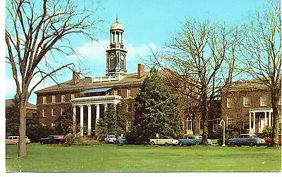 The Burke Foundation, White Plains, New York, Vintage Postcard, Jul