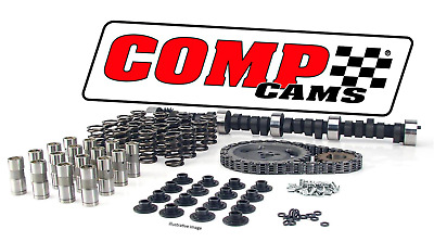 Comp Cams K12-601-4 Chevy Sbc Mutha Thumpr Camshaft Lifters Springs Timing Set