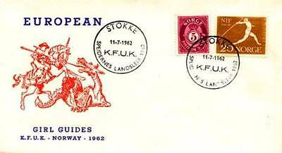 Norway Stoke Girl Guides Cover