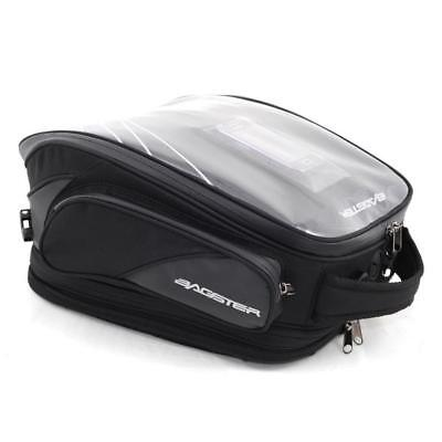 Bagster Flash Magnetic Motorcycle Tank Bag Expandable 18-28 Litres - SALE