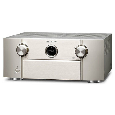 Marantz SR 7009 AV-Receiver mit AirPlay WLAN & BLUETOOTH * SILBER * NEUWARE