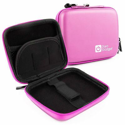 Pink Hard Shell EVA Case With Soft Lining For Gator Watch