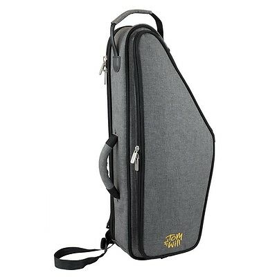 Tom and Will 36AS Padded Alto Saxophone Bag - Grey