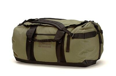 Snugpak Kit Monster 120L - Large, Heavy Duty Holdall - Black/Olive