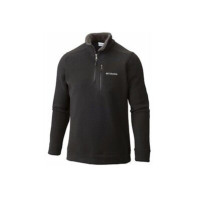 Columbia Terpin Point Ii Half Zip (black)