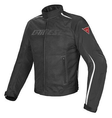 Jacket Dainese D-Dry  Hydra Flux  Waterproof Perforated Black/WhiteTG54
