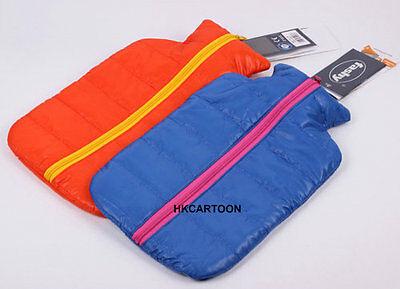 Germany Made Fashy 2.0L Hot Water Bottle With Thicken Down Cover 6721