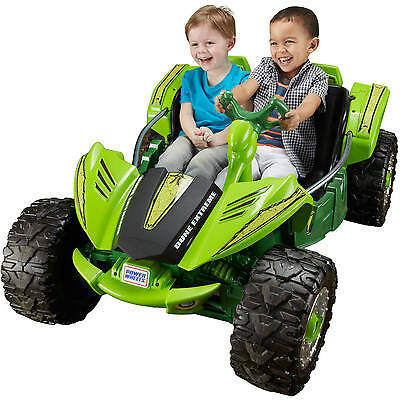 NEW Fisher-Price Power Wheels Dune Racer Extreme Ride On Electric 12 V Battery