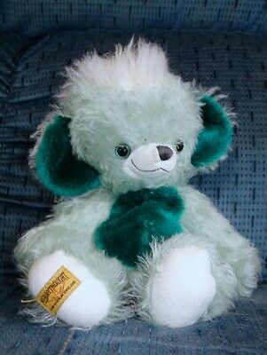 Merrythought Cheeky Punkie MISTY bear number 105 out of only 150 made. MOHAIR