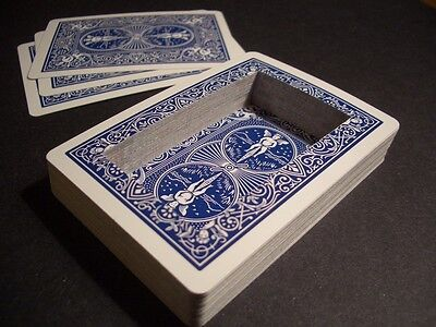 Hollow Deck of Playing Cards - Bicycle - Secret Compartment