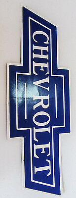 Chevrolet Large Bowtie Decal ( #17.08)