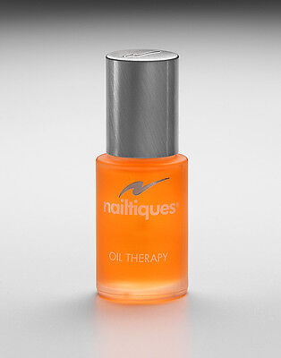 Nailtiques Oil Therapy Nail & Cuticle Oil For Dry Brittle Nails 4ml / 1/8oz