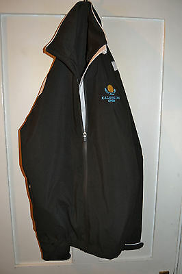 Kazakhstan Open golf Glenmuir 1891 jacket - issued to tour professionals