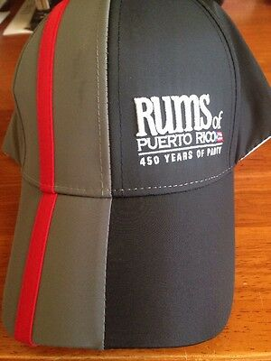 Rums Of Puerto Rico New Hat