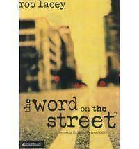 The Word on the Street by Rob Lacey (Paperback)