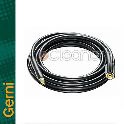 Gerni Replacement 8m Hose for non-hose reel Pressure Washer machines  #128500390