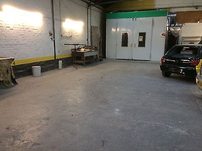 spray booth / paint booth / smart repair/spray oven/car body