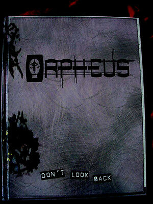 ORPHEUS Roleplaying Game Core Rulebook White Wolf. World of Darkness Storyteller