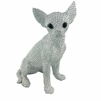 Chihuahua in Silver