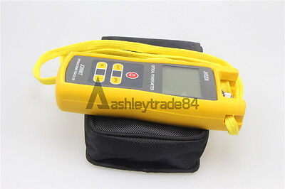 Handheld Optical Power Meter JW3208C Laser Fiber Optic Tool Tester