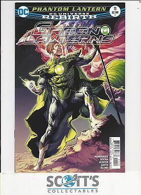 Green Lanterns  #11  New  (Bagged & Boarded) Freepost