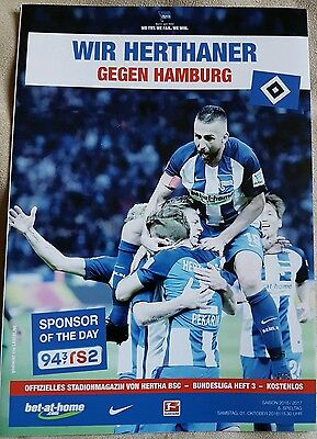 hertha berlin vs hamburg