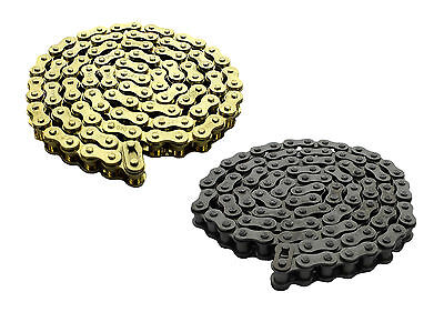 420 428 Gold Steel Pitbike Dirt Quad ATV Bike DRIVE CHAIN Split Break Motorcycle