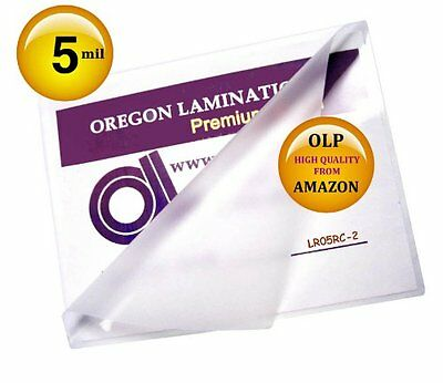 Qty 200 Letter Laminating Pouches 5 Mil 9 x 11-1/2 Hot Laminating Supplies