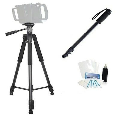 New & Strong 50in Tripod / Monopod kit for Iographer - iPhone iPhone 6, 6s