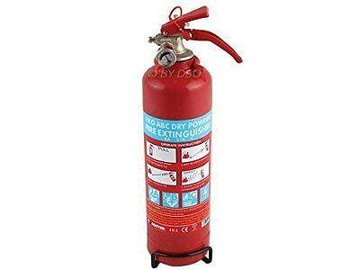 1KG ABC Dry Powder Fire Extinguisher CE and BS Approved 41240C