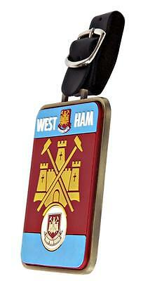 West Ham United Golf Bag Tag With West Ham Magnetic Ball Marker