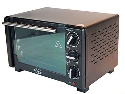 Quest 18l Mini Oven with Rotisserie 1280 Watts BML35391
